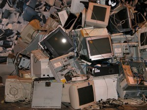 computer and electronics recycling