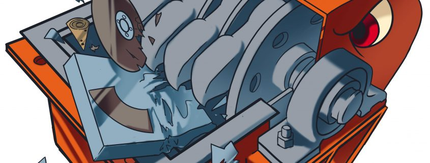 hard drive shredder