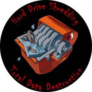 evil hard drive shredder