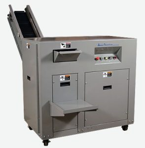 ams 500 hard drive shredder