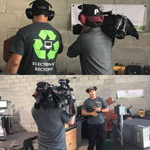 Veteran owned and veteran staffed computer recycling in Jacksonville
